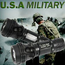 SWAT POLICE 500M LAMPE TORCHE 3500 LUMENS LED 10W FLASHLIGHT • MADE IN U.S.A •