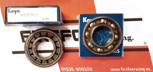 KTM300 KTM 300 SX EXC 2004 - 2018 Koyo/NTN Crank Main Bearings