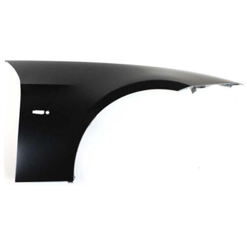 06-12 3-Series Front Fender Quarter Panel Passenger Side BM1241138 41357135680
