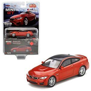 MINI GT  BMW M3 M4 LB Works /& Pandem GT-R R35 die cast collectors models 1:64