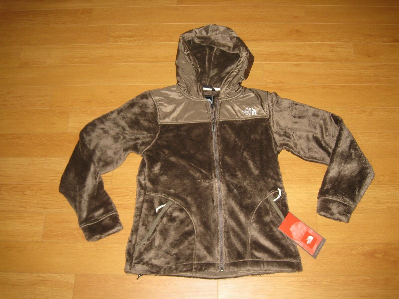 NWT Women's The North Face OSO L S Hoodie ( 140)