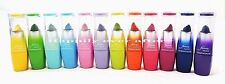 12 PCS Full Set -Kleancolor Femme Lipstick Assorted NEON & PASTEL COLOR LIPSTICK