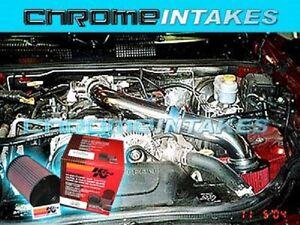 NEW 99 00 01 02 03 04 GRAND CHEROKEE 4.7 4.7L V8//HO AIR INTAKE KIT