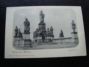 Carte Worms Allemagne.Details Sur Allemagne Carte Postale Gruss Aus Worms Cy69 Germany