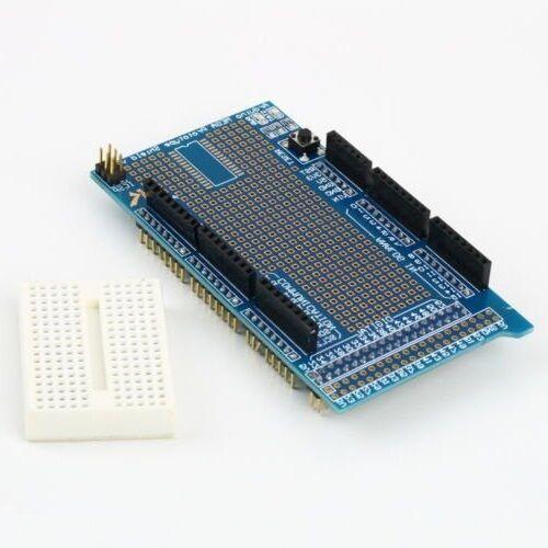 New Prototype Shield ProtoShield V3 Mini Bread Board For Arduino MEGA