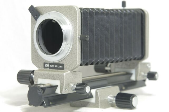 Olympus OM-System Auto Bellows from Japan