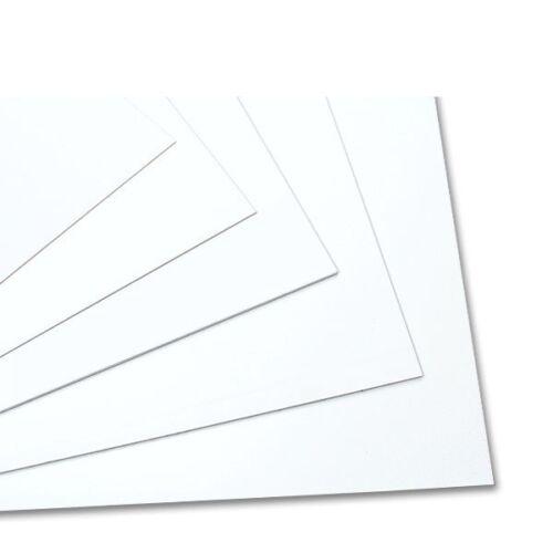 70 x 100 cm Stärke ca 10,64€//m² Bristolkarton 1050g//m² SB 1 Stück 1,10 mm