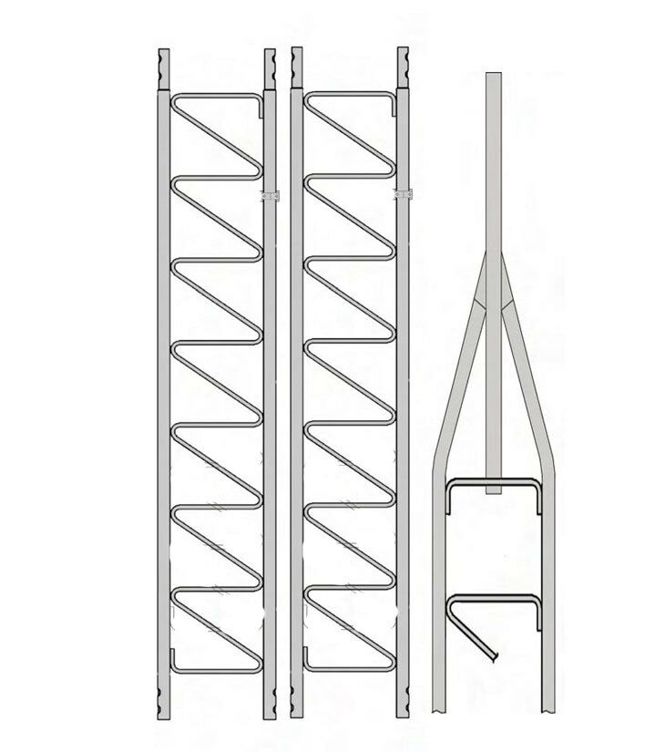 Rohn 25G Series 30' Basic Tower Kit. Available Now for 531.00