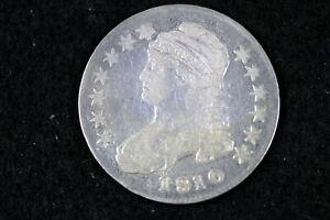 ESTATE FIND 1810 - Capped Bust Half Dollar!! #J00542