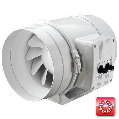 Rohrventilator dalap AP 160 T mit Temperatur - u. Drehzahlregelung (18002)     | Modisch  | Der Schatz des Kindes, unser Glück  | Produktqualität