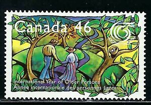 CANADA - SCOTT 1785 - VFNH - INTERNATIONAL YEAR OF OLD PERSONS - 1999