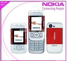 RED ORIGINAL Nokia XpressMusic 5300 - 100% UNLOCKED GSM Cellular Phone Warranty