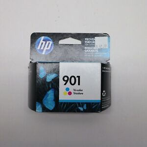 HP-901-Tri-Color-Ink-Cartridge-CC656AN-Genuine-Sealed
