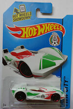 2014 Hot Wheels HW CITY Scoopa Di Fuego 16/250 (White Version)(Int. Card)