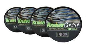 KORDA-KRUISER-CONTROL-12LB-FLOATER-LINE-CARP-FISHING