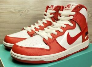 buy popular 3bbef 5010a Details about Nike SB Zoom Dunk High Pro Dream Team Red White Basketball  854851-661 Size 11.5