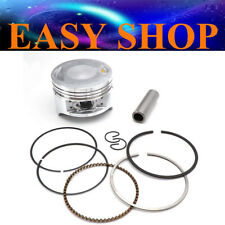 Pit Dirt Quad Bike 56.5mm Lifan Loncin Honda Piston Kit Engine Ring 15mm Pitbike