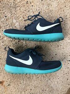 afedf2478d46 Image is loading Nike-ROSHE-RUN-ROSHERUN-SQUADRON-NAVY-BLUE-FIBERGLASS-