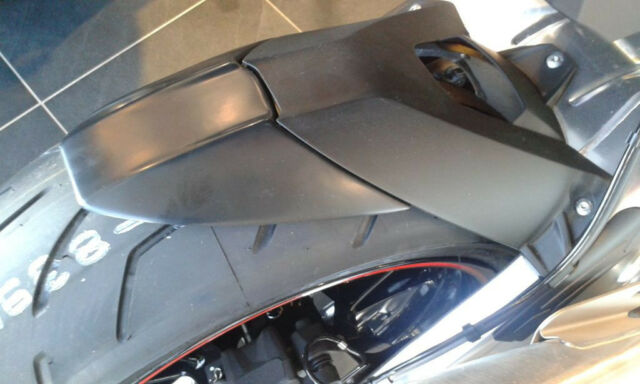 Rear Hugger Extension 074275 19+ BMW S1000RR