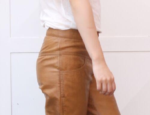 Pantaloni Pelle 40 nuovi Gr Lammnappa Cognac Lederhose ppTwqrF