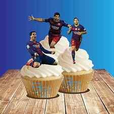 Luis SUAREZ MIX Cake Topper Wafer Biglietto Novità Decorazioni Barcellona Calcio