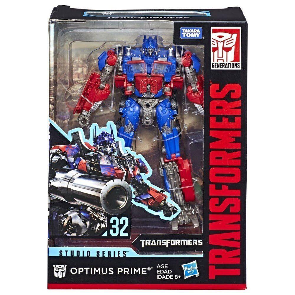 Transformers generations Studio Series 32 Optimus Prime figure