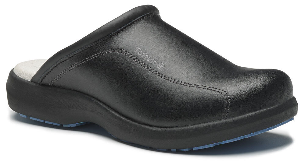 Toffeln Toffeln Toffeln Ultra Lite 0601 - Black - Work Clogs 4df822