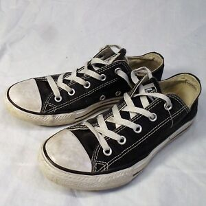 5874cd74171c Image is loading Converse-Youth-Black-Shoes-Size-3-Chuck-Taylor-