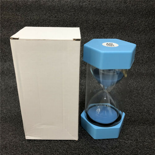 Minutes Sandglass Hourglass Timer Sand Clock Kitchen Timer Educational Tool Toy