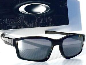 NEW  OAKLEY CHAINLINK Black frame w BLACK Iridium Lens Sunglass ... 257ff6e06db2