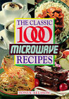 The Classic 1000 Microwave Recipes by Sonia Allison (Paperback, 1998)