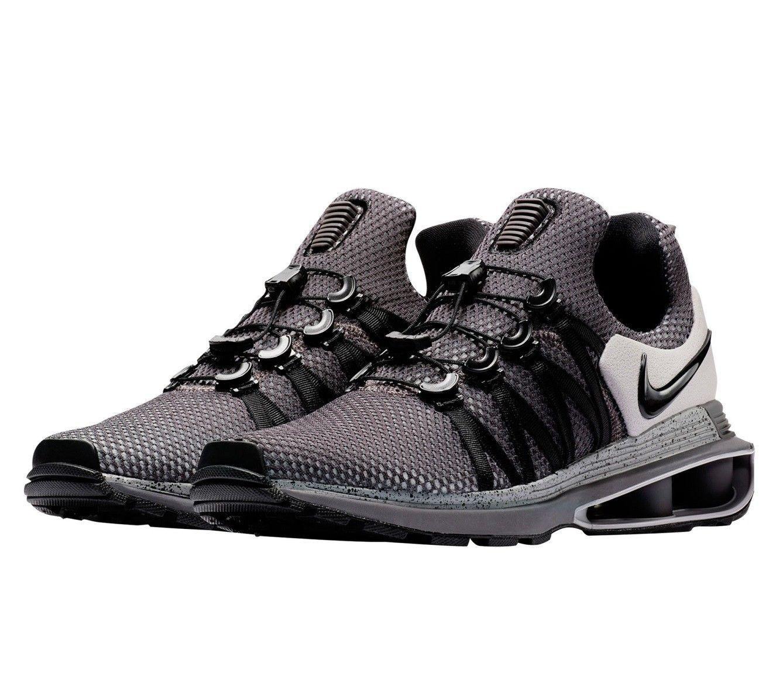 NIB NEW Men's 011 Nike Shox Gravity AR1999 011 Men's Shoes Grey/Black Reax Torch 8ed2be