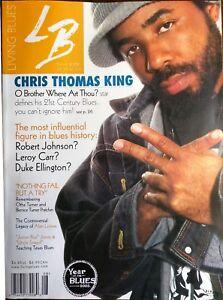LIVING-BLUES-MAGAZINE-168-2003-Chris-Thomas-King-Leroy-Carr-Lomax-Otha-Turner