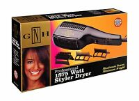 Gold N Hot Gh2275 Professional 1875 Watt Styler Dryer With Comb... Free Shipping