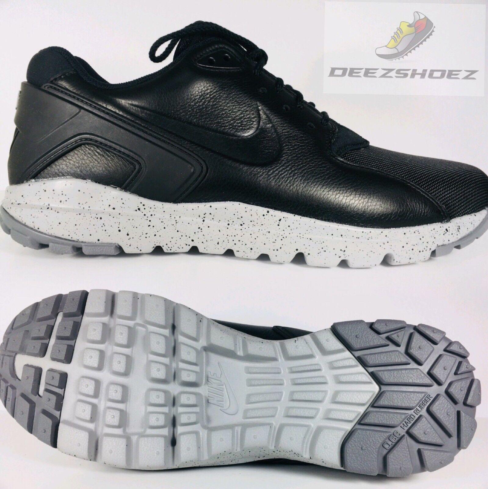 premium selection 675a0 8877d Nike Nike Nike negro Koth Ultra Low 749486-003 Hombre cómodo zapatos nuevos  para hombres
