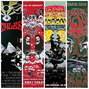 Gig-Poster-lot-psychedelic-poster-lot-concert-poster-lot-art-prints-signed