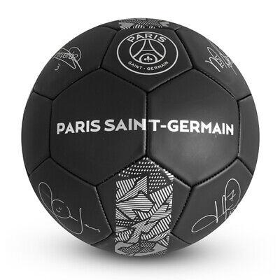 Club Licensed PSG Silver Signature Football