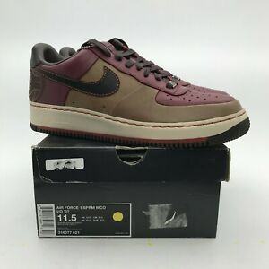 Details about 2007 Nike Air Force 1 Supreme MCO IO '07 The Dome Baltimore 316077 621 US 11.5