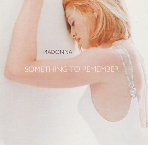 1 of 1 - MADONNA SOMETHING TO REMEMBER CD Album MINT/EX/MINT  *