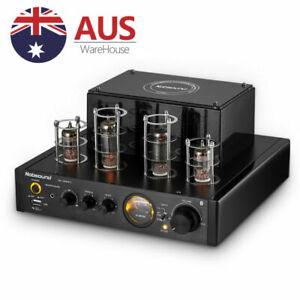 Nobsound Bluetooth Tube Power Amplifier Class AB Stereo Audio Headphone Amp USB