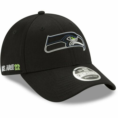 New Era 9FORTY Stretch Snap Cap 2020 DRAFT Seattle Seahawks