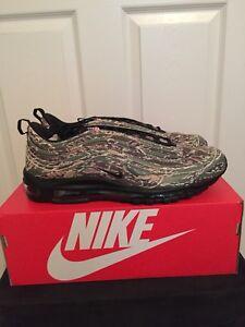 Aj2614 Qs 13 Max Taille Bnib Chaussures Premium 205 Air USA 97 Country Nike Camo Homme qT1wBY7