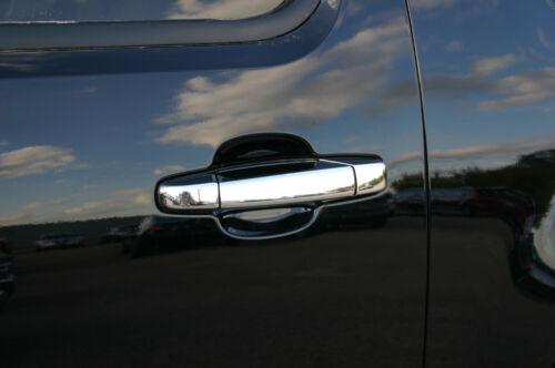 Chevy Tahoe chrome door HANDLE MIRROR cover trim 2007-2014