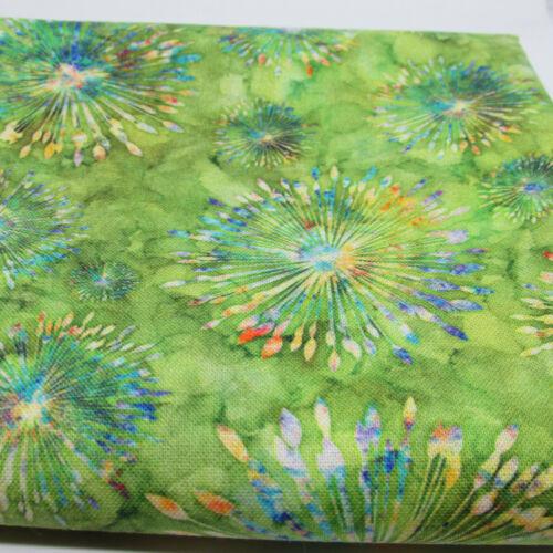BOTANIC by Dan Morris for QT fabrics 100/% cotton quilting /& patchwork fabric