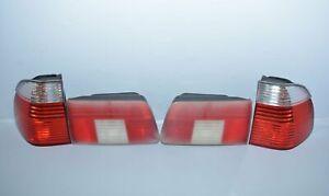 BMW-E39-5er-Facelift-rueckleuchten-heckleuchten-satz-Rear-lights-set