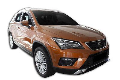 SEAT ATECA 5 doors SUV 2016-onwards REAR wind deflectors HEKO TINTED new