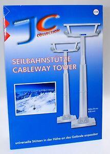 Poteaux 2 Pour Telecabine Jc Collection 1/32 5685