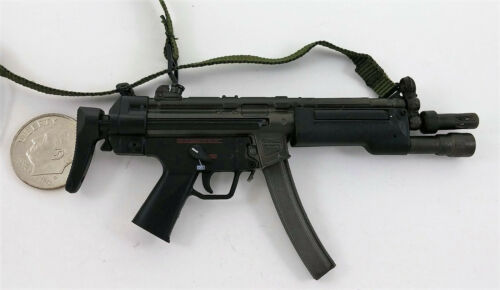 Damtoys Seal Team 5 VBSS Team Leader MP5 1//6 toys Dam SubMachine Gun Art  Joe