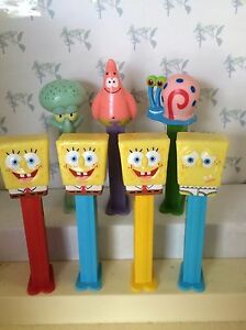 Pez Madagascar Series Choose Character And Condition From Pull Down Menu