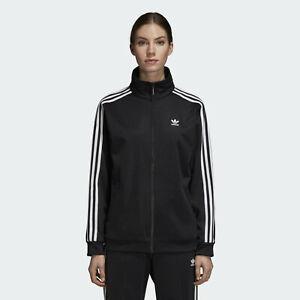 algas marinas rock implícito  Adidas Originals Desacato Chándal Top Mujer Blanco y Negro Cremallera  Completa   eBay